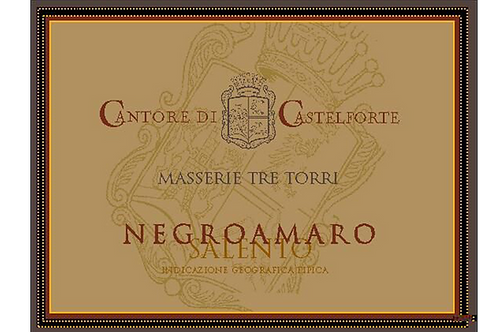 Cantore di Castelforte Negroamaro