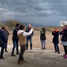 Tour in the Dead-sea