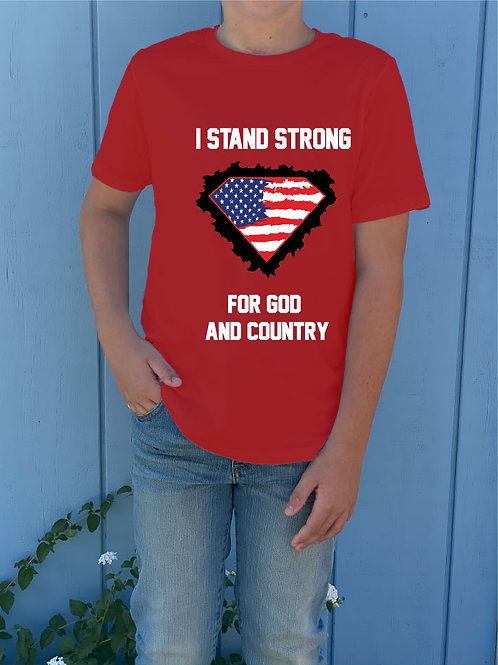 I Stand Strong - Boys