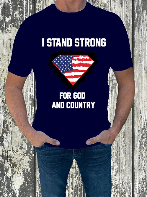I Stand Strong