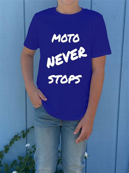 Moto Never Stops