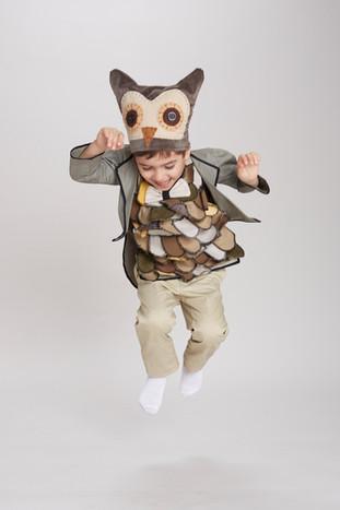 Costume Owl