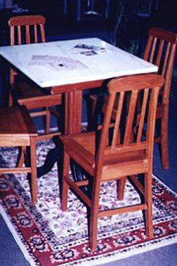 Cadeira Rio Antigo