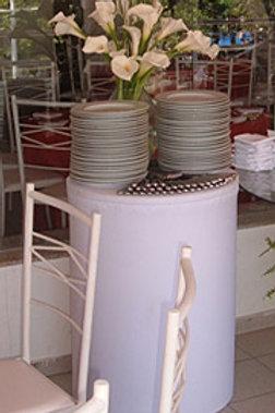 Coluna de Tecido - Quadrada ou Redonda