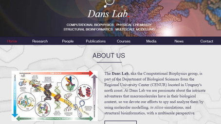 The Dans Lab is almost a reality! Expect us :-)