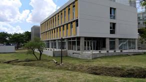 Meet the office at CENUR Litoral Norte / Salto