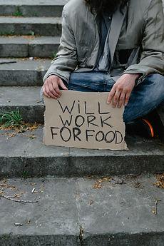 Thankful website end hunger
