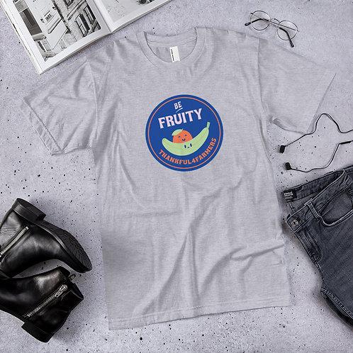 """""""Be Fruity"""" Men's Short sleeve T-Shirt"""