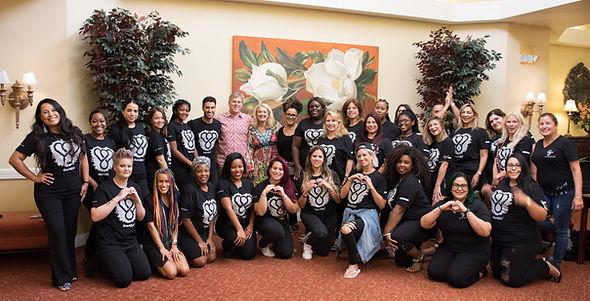 Thankful4Women event in Miami