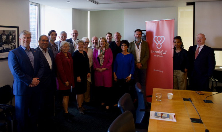 Thankful4Farmers Global Advisory Council