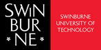 Swinburne University of Technology logo.