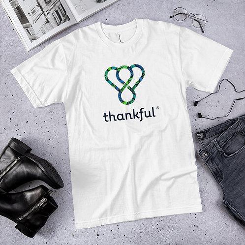 """Thankful """"Tropical"""" Short Sleeve Men's Jersey T-Shirt"""