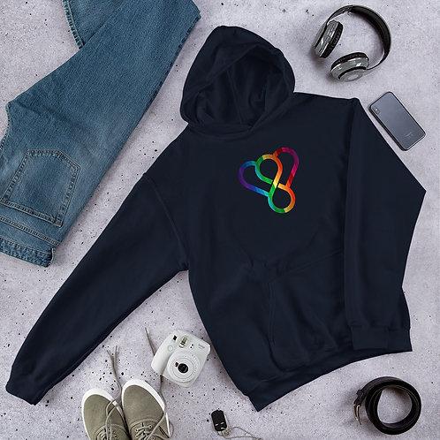 Thankful Unisex Rainbow Hoodie