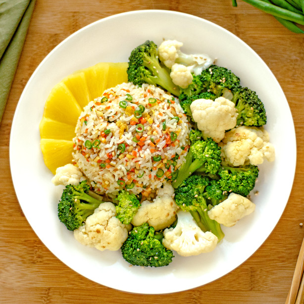 Plant Love Fried Rice