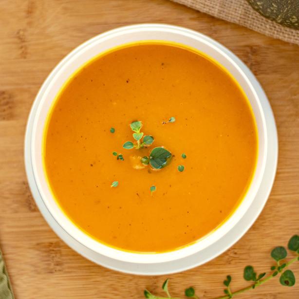 Squash Loves Pumpkin Soup