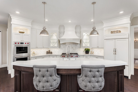 High-End Bespoke Kitchen
