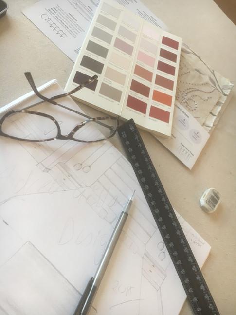 Concept designing