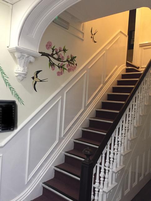 Sanctuary Staircase