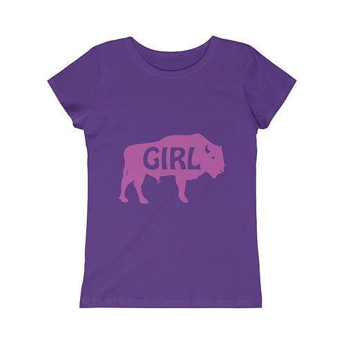BFLO GIRL Girls Princess Tee