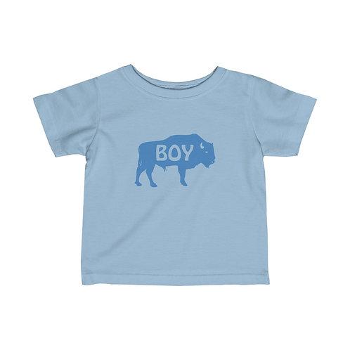 BFLO BOY Infant Fine Jersey Tee