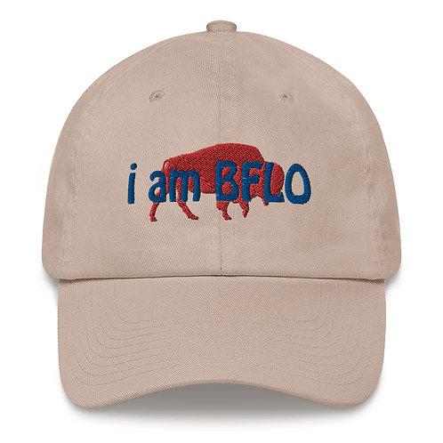 i am BFLO Dad hat