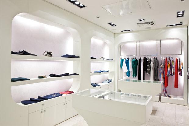Illuminazione a led per negozi abbigliamento: relco u2013