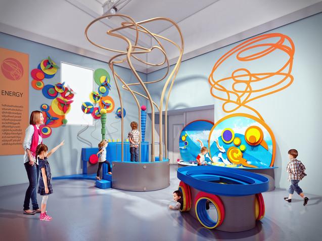May + Watkins Design I Children's Museum I New York I USA