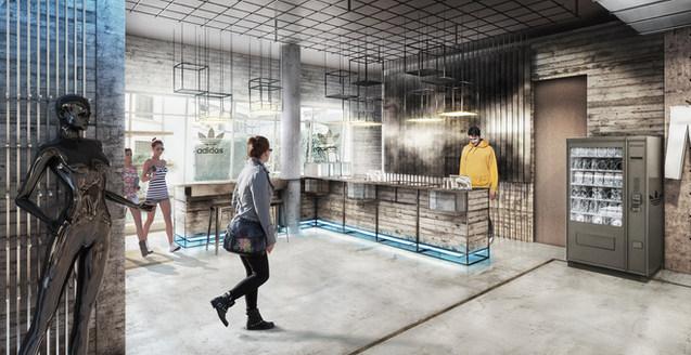 Adidas Soho | Berlin