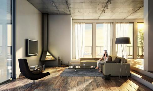 Shimera I Fireplace 01 I Belgium