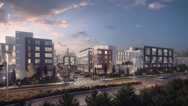 Residential Blocks | NGP | Seattle, Washington
