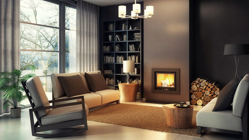 Shimera I Fireplace 03 I Belgium