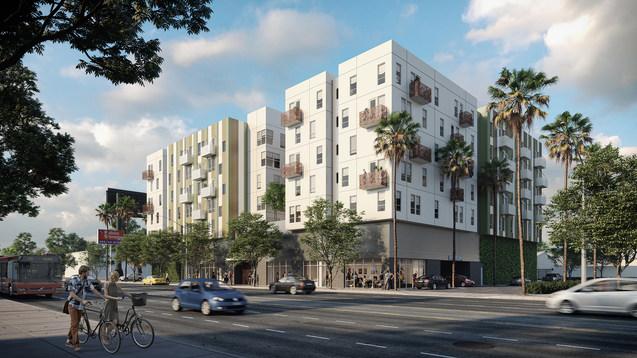 Mixed-Use | NGP | Los Angeles, California