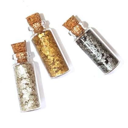 glitter biodegradável kit