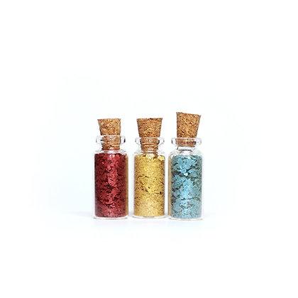 glitter biodegradável kit euphoria