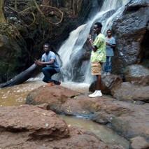 Waterfalls, Kenya