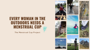 All Women of the Outdoors Need a Menstrual Cup