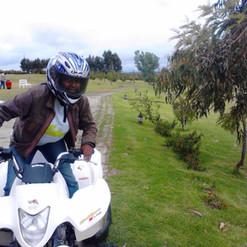 Quad bike adventures