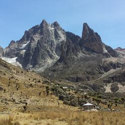 Mount Kenya, UrbaniteCamps