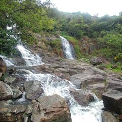 Waterfalls in Kenya- UrbaniteCamps