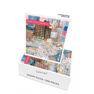 Puzzle SEMPE NEW YORK 1000 pièces