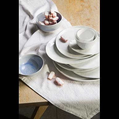 Vaisselle PORCELINO blanc
