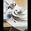 Thumbnail: Vaisselle PORCELINO blanc