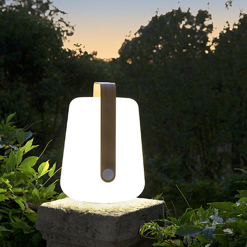 Lampe BALAD H.38 FERMOB Série limitée BAMBOU