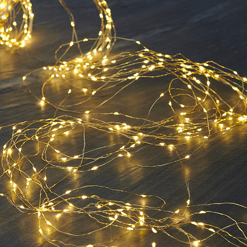 Guirlande lumineuse KNIRKE GOLD