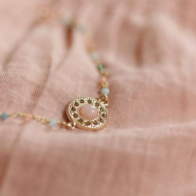Bracelet MEDAILLON PIERRE