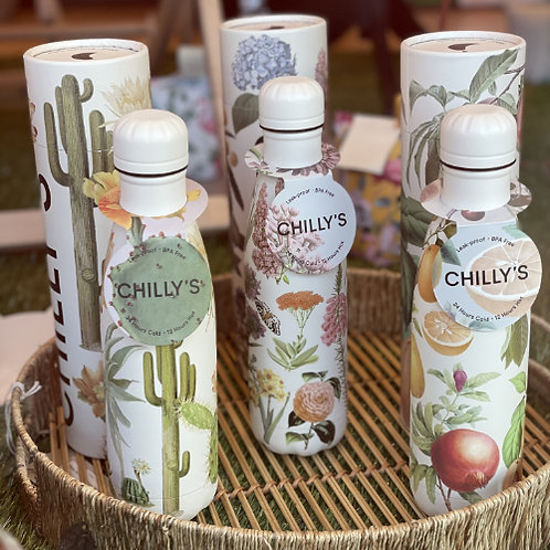 Bouteille CHILLY'S 500 ml  Botanical Series