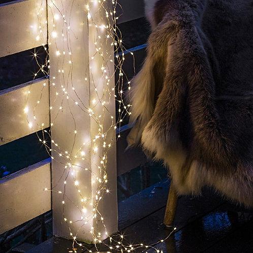 Guirlande lumineuse KNIRKE SILVER