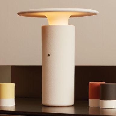 Lampe NAIS sur batterie