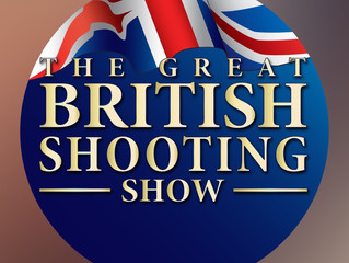 We will be at the Shooting Show,NEC Birmingham from 16-18 February. Please pop and see us. We have