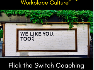 """Let's talk about Growing Workplace Culture"""